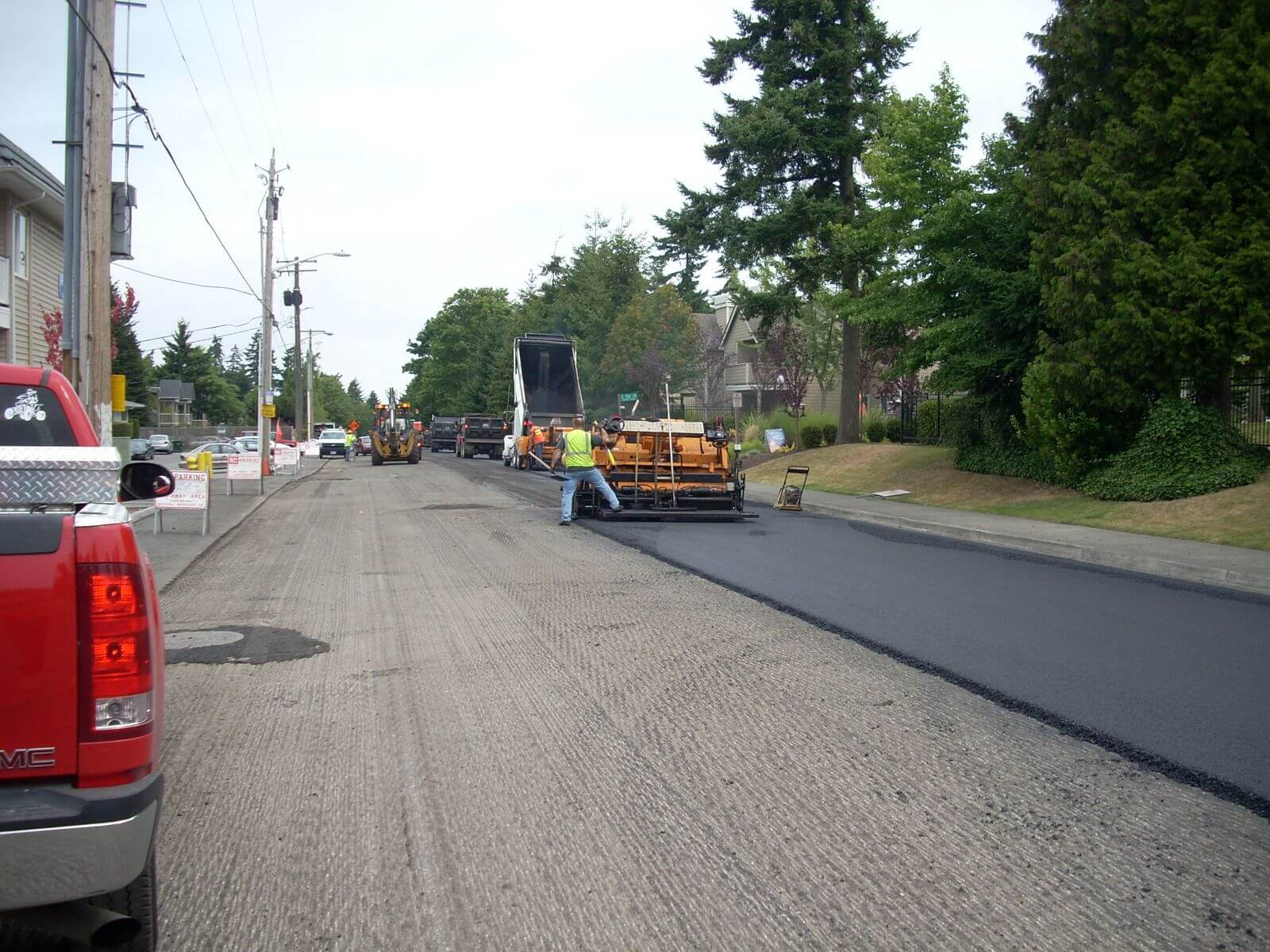 Aa Asphalting Inc : Commercial asphalt services for snohomish county wa