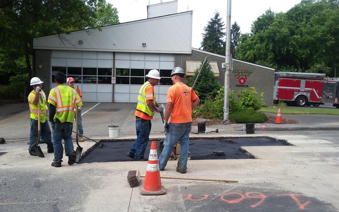 Aa Asphalting Inc : Projects archive aa asphalting llc